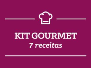 Kit Gourmet: 7 receitas