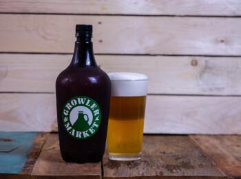 Cerveja IPA Growler Market - 1 Litro (gelada)