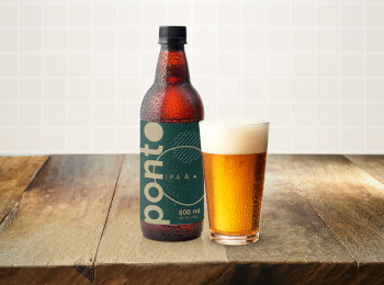 Cerveja Ponto IPA - 600ml (gelada)