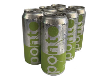 Cerveja Ponto IPA six-pack - 473ml (gelada)